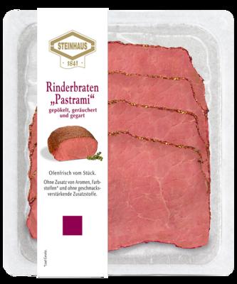 Original Rinderbraten Pastrami 60g 1841