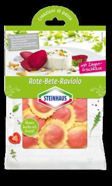 Rote Bete Raviolo