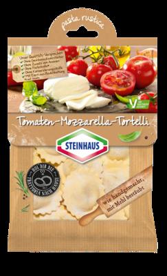 Tomaten-Mozzarella-Tortelli
