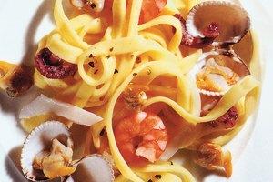 Fettuccine Frutti di Mare
