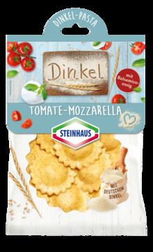 Dinkel-Pasta Tomate Mozzarella
