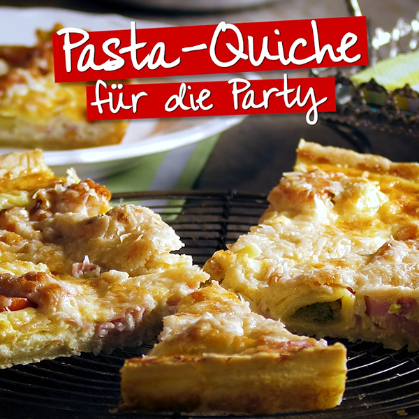 Pasta Quiche