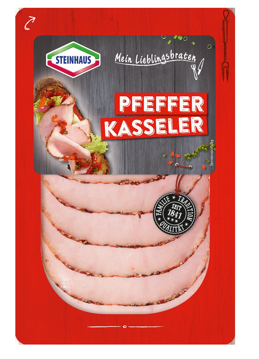Pfeffer Kasseler