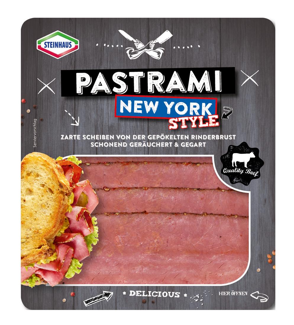 "Pastrami ""New York Style"""