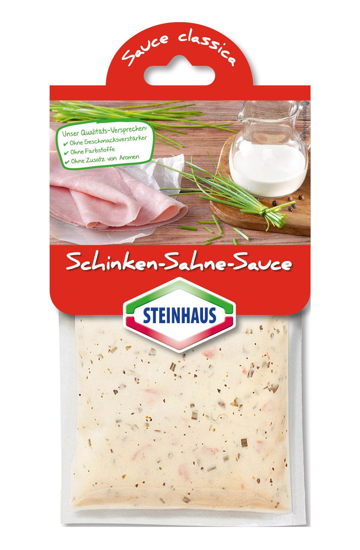 Schinken Sahne Sauce